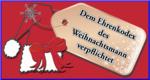 Ehrenkodex Weihnachtsmann